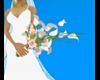 wolfs bridal bouquet