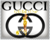 Gold Ball n Chain-Unisex