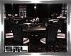 Blush Rnd Table Set