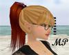 MP Micki Ponytail Auburn