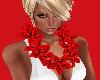 Hawaiian  Lei Red