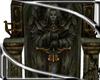 Grim Wulf statue