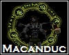 Macanduc Back Halo