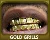 Gold Grills