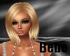 Golden Blonde Mercedes