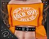 !D! Sold Out Top Orange