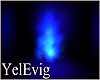 [Y] Small blue light