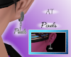 AT L Pixels Earring