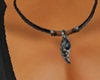 :H: Tear Necklace