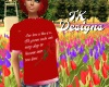 TK-VD Rose F Shirt