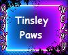 Tinsley Paws