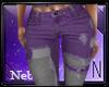 Erin Jeans Purple
