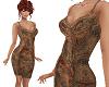 TF* Paisley Print Dress
