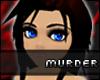 M™ Black&RedGarnet w/c