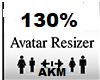 130% SCALER