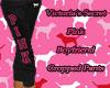 VS Pink BF Cropped Pants