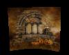 Curve Halloween Backdrop