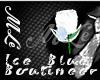 (MLe)Ice Blue Boutineer