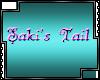 CUSTOM Saki's Tail