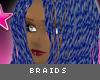 [V4NY] Braids Blue