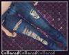 A | Shread Jeans Light
