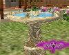 LE~CelticGarden Fountain