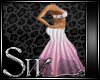 Inocence pink wed dress