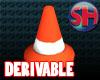 [SH] Traffic Cone Derive