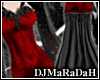 [dj]Dark Christmas Dress