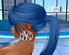 Blu Ponytail