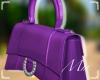 -Mm- wood bag purse