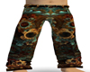 SteamPunk Elegance Pants
