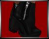 Zip Up Stomper Boots