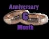 6 Months Anniversay