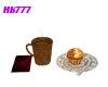 HB777 VR Coffee w/Muffin