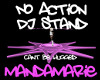 No Action DJ Stand