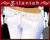 ~ZB~ HippyJeans *White