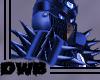 Undead Knight legs