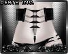 ⚔ PVC Waist Belt