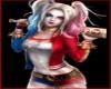 Harley Quin Sticker 1