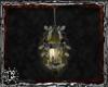 [E] floral chandelier