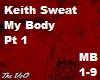 Keith Sweat My Body
