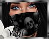 |Mask Skull |F