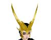 m/f Loki horned helmet