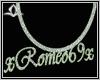 Romeo Necklaces