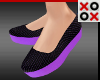 Purple Polka Dot Casuals