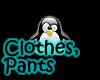 Green Swade Pants