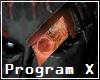Program X Target Visor