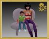 Twin Boy & Sofa