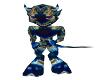 minion blue